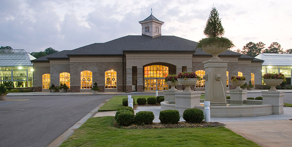 Southern Homes and Gardens Retail Lifestyle Center